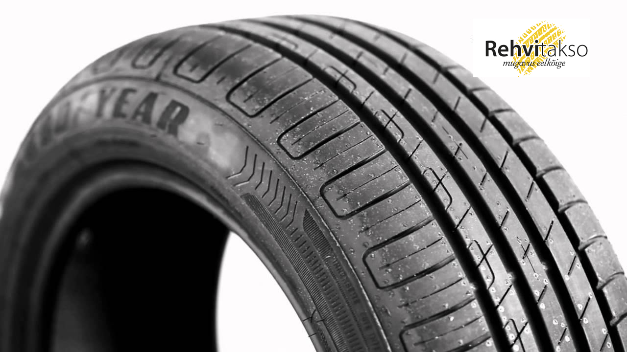 Goodyear Efficientgrip Performance rehvid