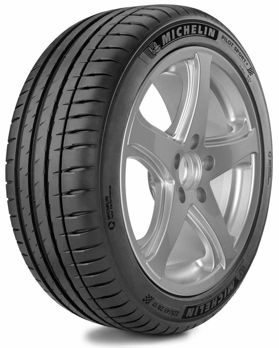 Michelin Pilot Sport 4 rehid
